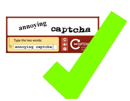 Remove Captchas